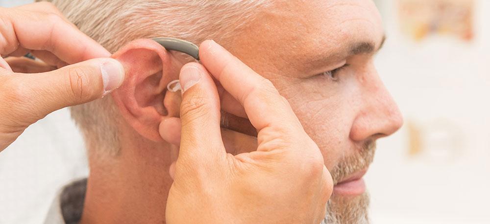 Anzeichen für eine Hörminderung
