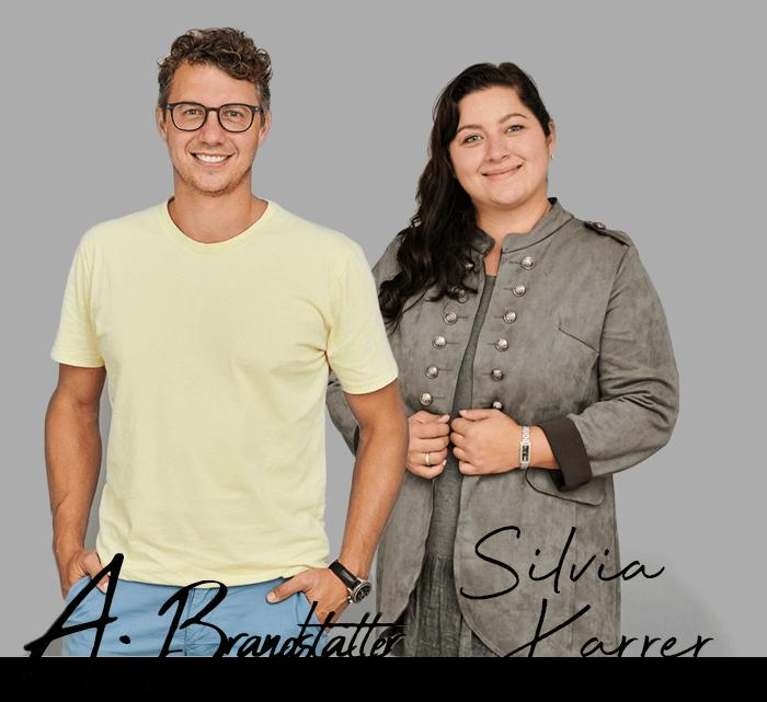 Andreas Brandstätter und Silvia Karrer
